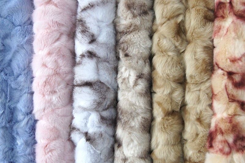 Fox fur shear brush series